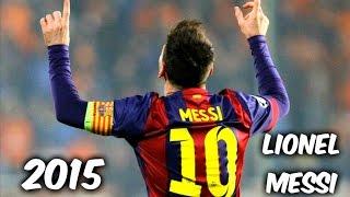 Lionel Messi Trucos y Goles 2015