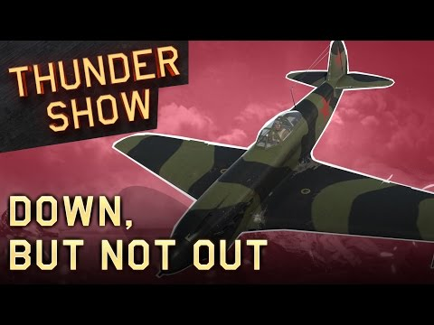 Thunder Show: Down, but not out