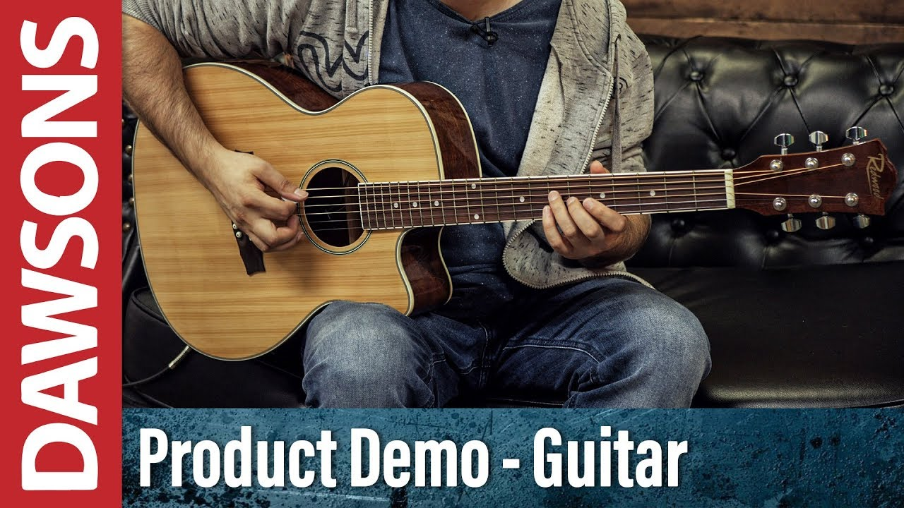 Redwood A50ce Electro Acoustic Guitar Review