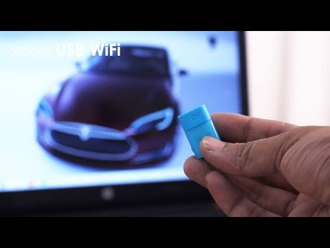 Xiaomi USB WiFi router review by GG7