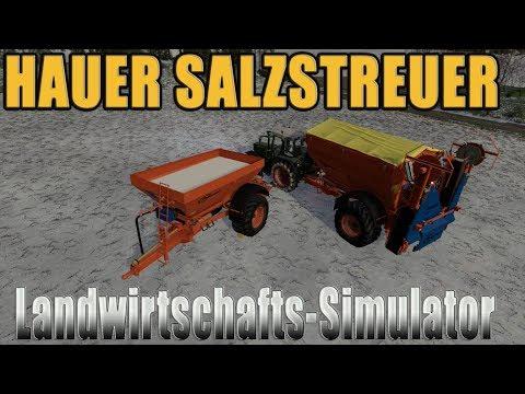 Hauer Salzstreuer v1.0.0.0