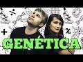 Genética e Probabilidade no Enem - Biologia e Matemática - Profs. Diego Viug e Zazá