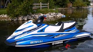 7. 2018 Yamaha Vxr Waverunner