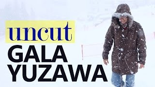 Yuzawa Japan  city pictures gallery : Traveling to Gala Yuzawa From Tokyo Japan - Uncut Version