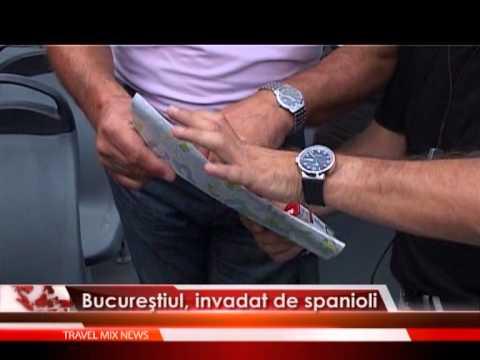 Bucurestiul, invadat de spanioli