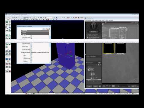 preview-UDK Apex Destruction Tutorial Series 2 - Importing our first Apex Destruction into UDK (raven67854)