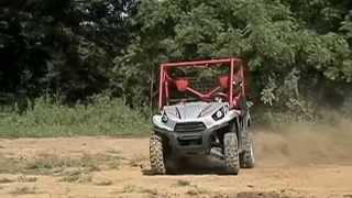 3. 2012 Kawasaki Teryx Sport Trail Project