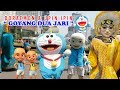 Download Lagu Upin ipin dan DORAEMON Goyang Dua Jari Mp3 Free