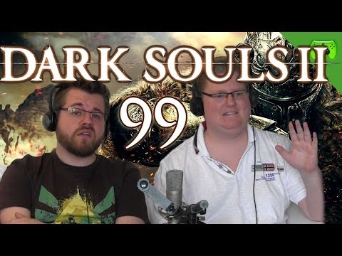 DARK SOULS 2 # 99 - Uralter Drache und Gedenken an Jeigh «»  Let's Play Dark Souls 2 | Deutsch HD
