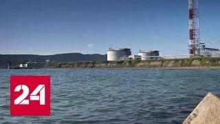 """""""Энергетика"""": Сколько газа нужно Японии и где его взять? От 25.11.2016"""