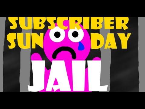 Adopolus Goes To Jail - Subscriber Sunday #2