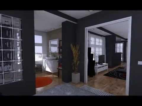 Mini piso 20 m2 for Decoracion piso 20 metros