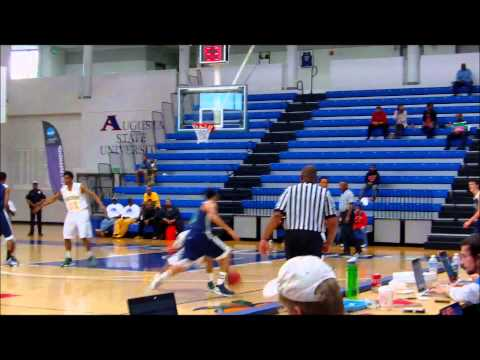 Ahmed Hill Double Dunk