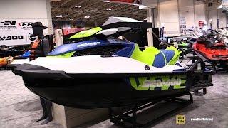 5. 2017 Sea Doo Wake Pro 230 Jet Ski - Walkaround - 2017 Toronto Boat Show