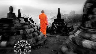 Video Buddhist Meditation Music for Positive Energy: Buddhist Thai Monks Chanting Healing Mantra MP3, 3GP, MP4, WEBM, AVI, FLV Agustus 2018