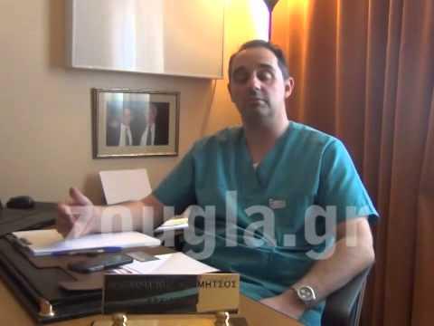 νευροχειρουργός - Ο στρατιωτικός ιατρός-νευροχειρουργός Αριστοτέλης Μήτσος εξηγεί ότι οι επεμβάσεις για τα ανευρύσματα πλέον γίνονται και στα δημόσια...