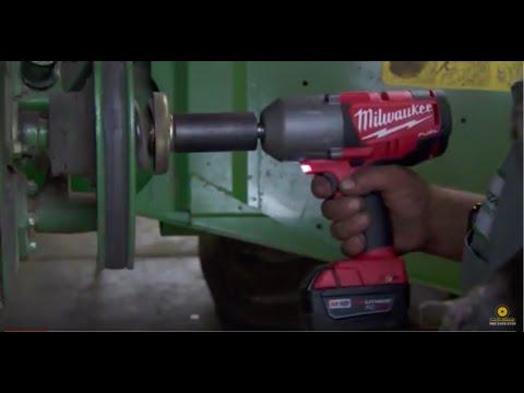 Llaves de impacto ALTO TORQUE Milwaukee® M18 FUEL™