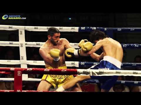 Andres Unzue vs Avetik Petrosyan