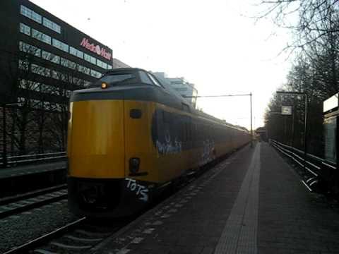 NS ICM te Rotterdam Alexander