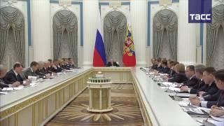 Медицине нужна независимая оценка качества и реальные результаты —Владимир Путин