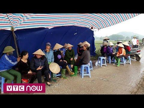 Dân Nam Sơn chờ cam kết từ chính quyền | VTC1 - Thời lượng: 60 giây.