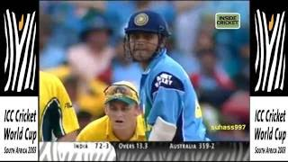 Video World cup 2003 final India vs Australia »» Vintage SEHWAG - 82 off 81 balls MP3, 3GP, MP4, WEBM, AVI, FLV Desember 2018