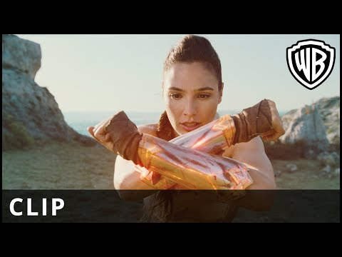 Wonder Woman (Clip 'Stronger Than This')
