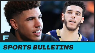 Lonzo Ball Shares The Advice He Gave Lil Bro LaMelo Ahead Of 2020 NBA Draft by Obsev Sports