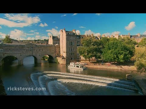 Bath, England: Ancient Spas and Modern Canals