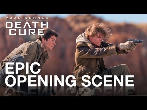 MAZE RUNNER: THE DEATH CURE – EPIC OPENING SCENE – ON DIGITAL DOWNLOAD NOW