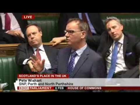 SCOTTISH - Aired in the House of Commons - 06/02/2014.