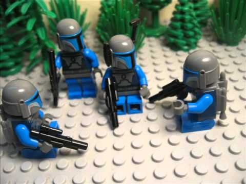 lego Mandolorians: Brothers to the end pt. 2