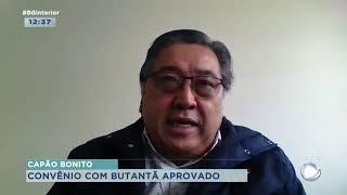 Capão Bonito aprova convênio com o Instituto Butantã para uso de plasma contra Covid-19