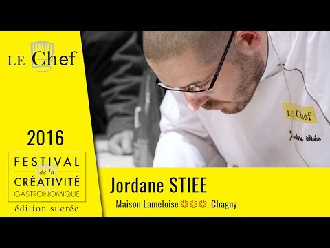 FCG 2016 édition sucrée : Jordane Stiée