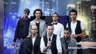 Arabs Got Talent - ردة فعلهم بعد أداء النصف تهائيات - شوارعنا
