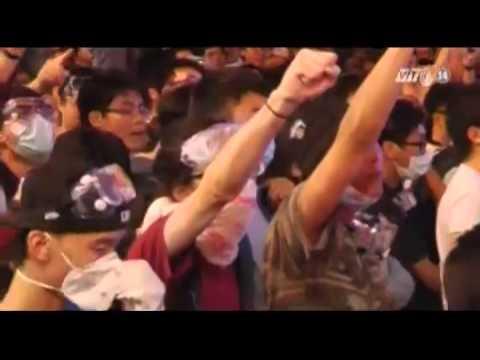 Hồng Kông: Đụng độ lại xảy ra giữa người biểu tình và cảnh sát