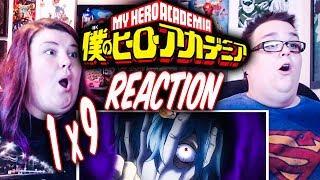 Nonton My Hero Academia 1x9 Reaction   Film Subtitle Indonesia Streaming Movie Download
