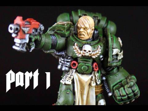 how to paint space marines - Official Project Thread http://www.rogue-market.com/forums/showthread.php?t=4968 The First part of the Dark Angels Space Marine paint tutorial by LBursley. B...