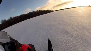 10. (OVM Video)  Ski Doo Renegade 550f 15.12.2013