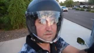 8. Cali Classic scooter 125cc tempe az