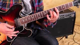 Blues Guitar Lessons - Hoochie Coochie Man - Blues Riffs - Blues Rhythm - Muddy Waters