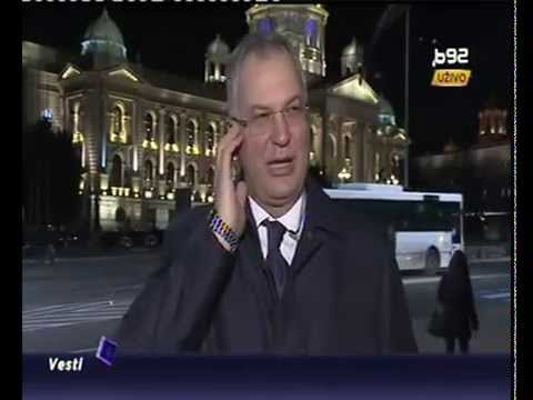 Драган Шутановац за Вести Б92: Вратити цивилну контролу војске (15.1.2015)