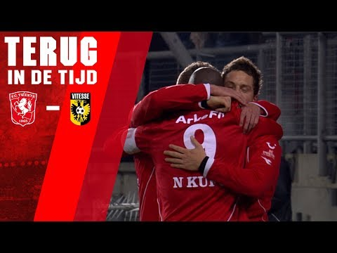 Terug in de tijd... FC Twente - Vitesse