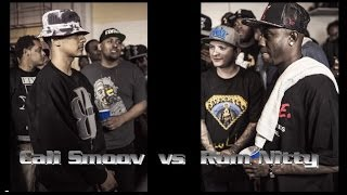 King of the Dot | Rum Nitty vs. Cali Smoov