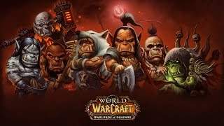 World of Warcraft Warlords of Draenor Tráiler HD