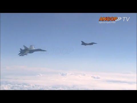 Revue de Presse: Un chasseur de l'OTAN s'approche de l'avion du ministre russe de la Défense