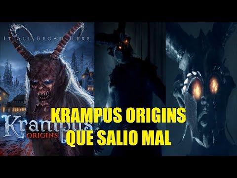 Krampus Origins 2018  Que Salio Mal