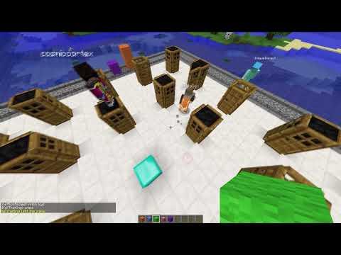Back 2 Basics - Minecraft Game Show - Episode 8 | Memory Match