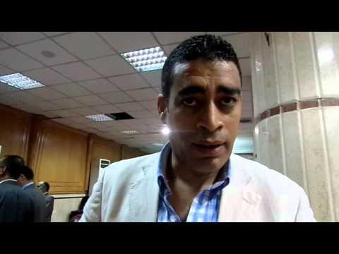 محمد فزاع: يقدم اوراق ترشحه علي مقعد شمال اسيوط