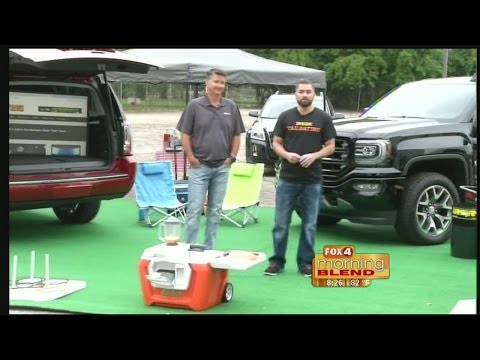 Tailgating Tips with Ryan Alessio